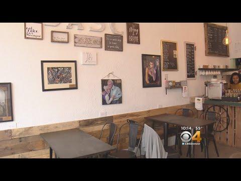 Colorado Tea Shop Helps Convicts Express Themselves Through Art
