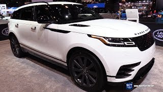 2018 Range Rover Velar - Exterior and Interior Walkaround - 2018 Chicago Auto Show
