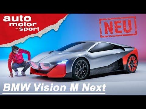 BMW Vision M Next (2019): Ist das noch M? – Review/Neuvorstellung | auto motor und sport