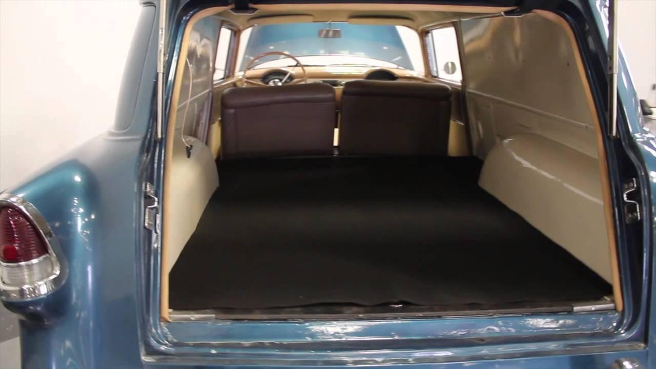 739 DFW 1955 Chevy Sedan Delivery