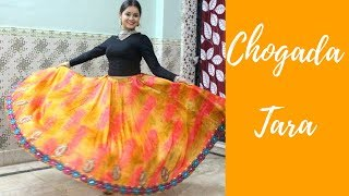 Chogada Tara Dance Choreography| Loveratri | Antara Bhadra
