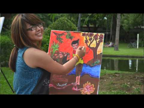 Thailand Art Outreach - A Case Study