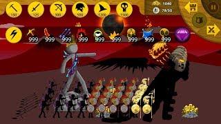 All Avatar Soldiers 💛 STICK WAR LEGACY mod Insane