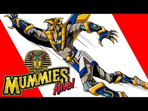 Mummies Alive! | Body Slam | HD | Full Episode