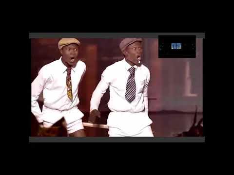 Perroquets de bangui l'Afrique a un incroyable talent saison 2 finale