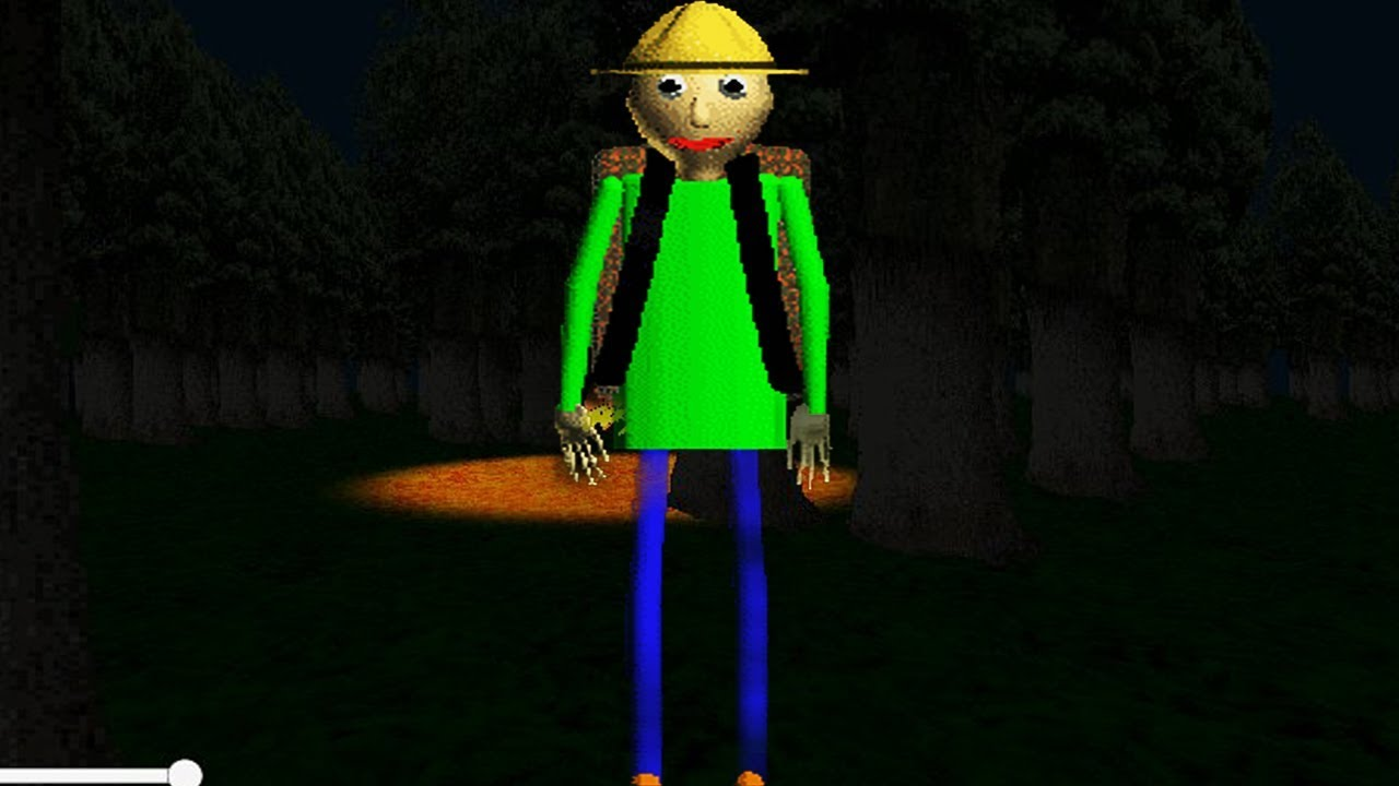 baldis basics in education and learning download for pc