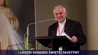 I Kongres Świętej Faustyny | Powitanie | ks. Wiesław Potakowski