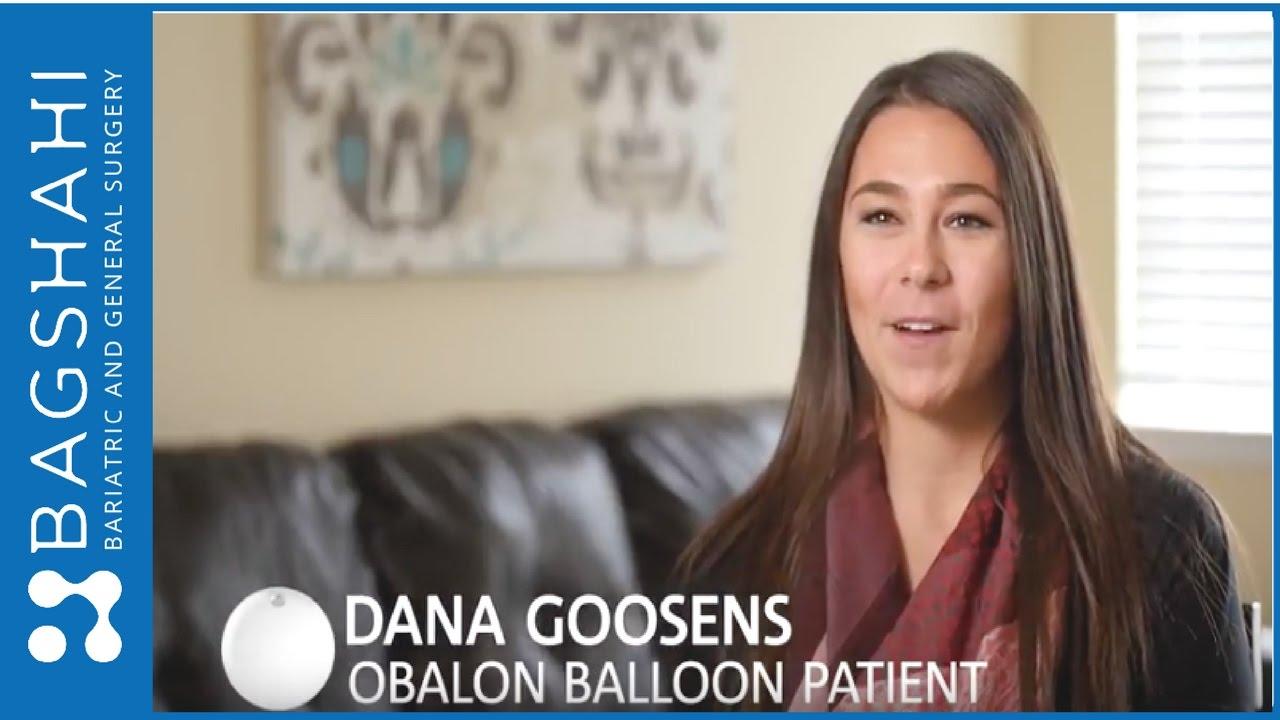 Obalon Stomach Balloon Surgery Danas Story Dr Bagshahi