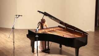 2014李怡臻鋼琴獨奏會 - Johannes Brahms: Rhapsodie Op. 79, Nr. 1