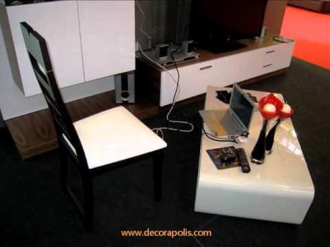 Muebles de Lujo Supremo, Refinamiento y Glamour. Feria del Mueble ...