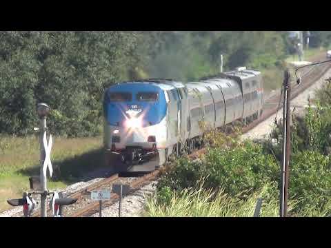 Awesome Plant City FL Railfanning  FT Geometry Car 11-25-19