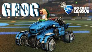 Grog | DFH Stadium | Car Preview | Rocket League