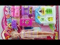 Beauty House Unpacking & Toy Review with Cute Barbie Baby Doll
