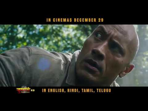 Jumanji: Welcome To The Jungle | Official...