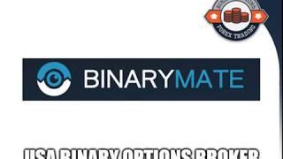 Binary Mate USA Binary Options Broker Simple Alternative To Nadex