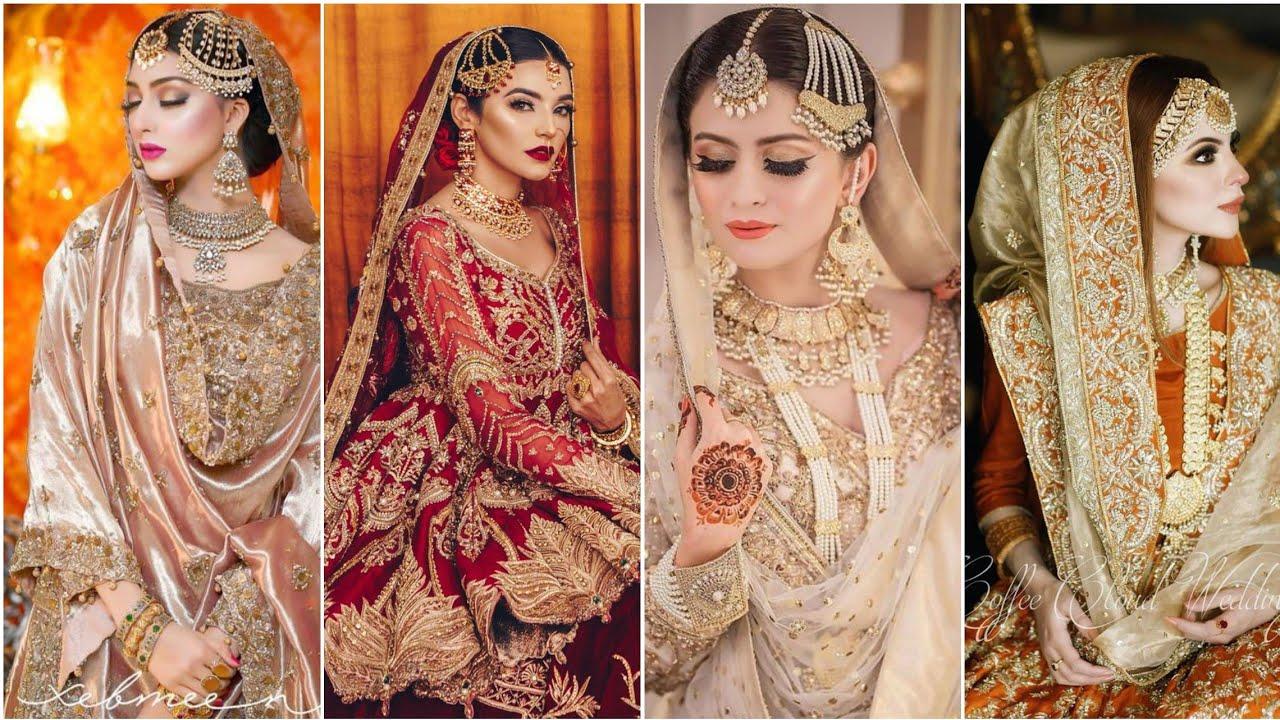 Download Pakistani Barat Bridal Dress Design 2020! Bridal looks foR Barat 2020.