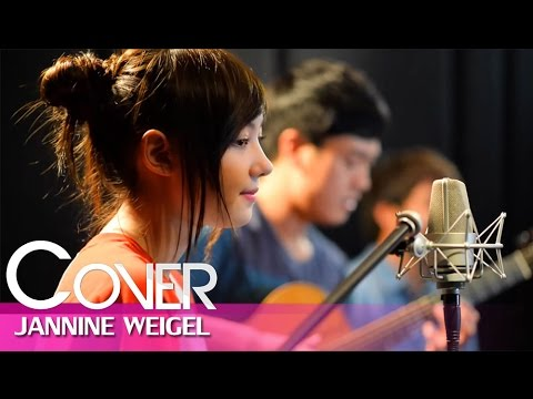 Papaoutai - Stromae cover by Jannine Weigel (พลอยชมพู) 'LIVE'