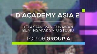 Kelakuan Ivan Gunawan buat Ngakak Satu Studio (D'Academy Asia 2)