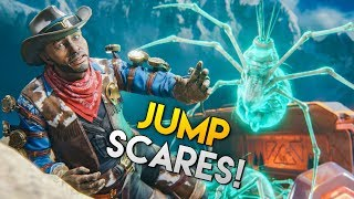 *NEW* MODE TOO SCARY FOR STREAMERS!? - Best Apex Legends Funny Moments and Gameplay Ep 243