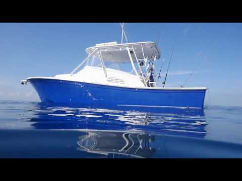 Florida Sportsman Project Dreamboat - Outrageous Paint, One Man's Sportfish