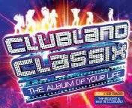 clubland classix - Ian Van Dahl(castles in the sky)