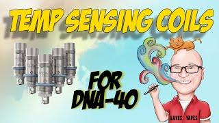 VaporShark Evolve Aspire Temperature Sensing Coils