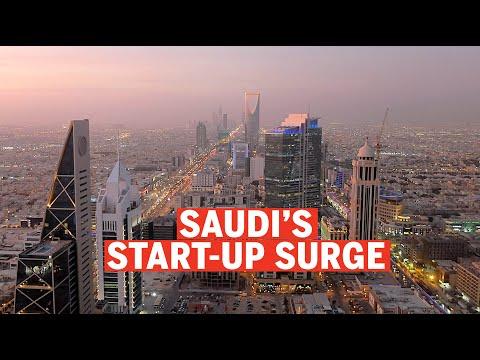 Saudi Arabia start-up surge