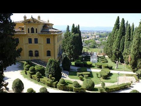Italy Umbria - Villa Fidelia (Spello) Video E Foto HD