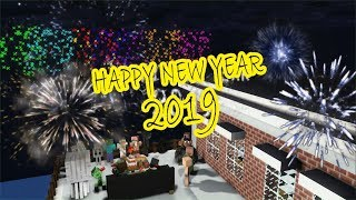 MONSTER SCHOOL NEW YEAR EDITION Happy New Year Minecraft Animation