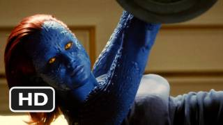 X-Men: First Class #4 Movie CLIP - Half Paying Attention (2011) HD