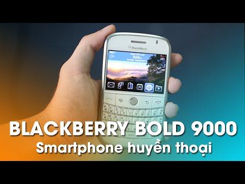 Blackberry Bold 9000 giá giảm chỉ còn 990.000đ