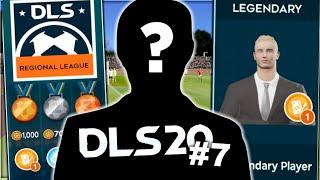 WINNING A LEGENDARY AGENT?   Dream League Soccer 2020 R2G #7