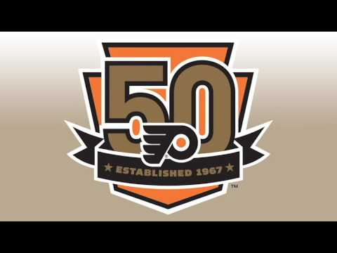 Philadelphia Flyers Warm Up Mix 2016-17 (Second Half)