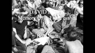 David Bowie-Memory Of A Free Festival (HQ/Sound)