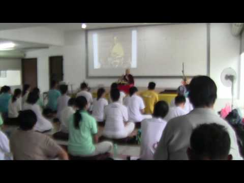 The four characteristics of karma and purification