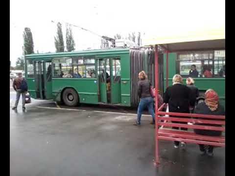 Продолжение следует... Часть 2 Ужастики на дорогах Киева.