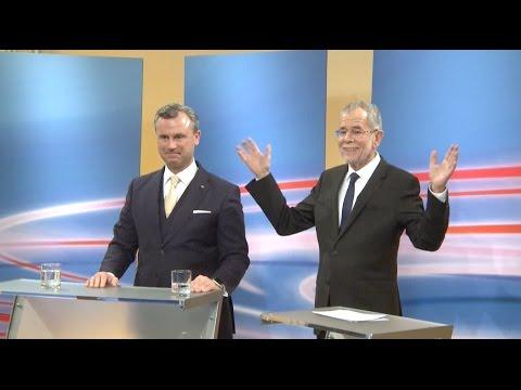 Van der Bellen Wins Austria's Presidential Election