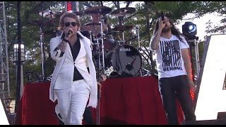 "APMAs 2014: Asking Alexandria cover ""Hungry Like The Wolf"" with Korn"