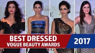 Aishwarya Rai, Karisma Kapoor, Mira Kapoor: Best and worst dressed at The Vogue Beauty Awards 2017