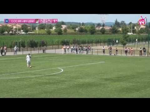 Football - Châteauneuf sur Isère à Mours