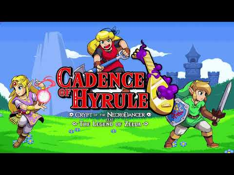 Fairy Fountain - Cadence of Hyrule: Crypt of the NecroDancer feat The Legend of Zelda