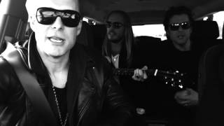 Скачать Art Of Dying Tear Down The Wall Acoustic In The Car