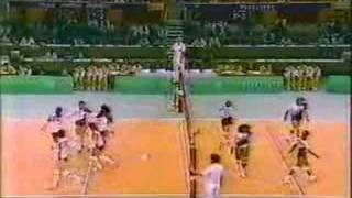 CHINA VS USA SEOUL 1988