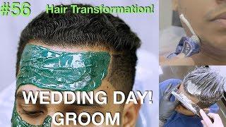 Wedding Day 2018 ! Awesome Hair Transformation (Fun ✰) Hairstyles Tutorial DUBAI/USA