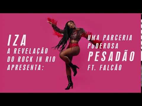 Prévia Oficial | IZA - Pesadão (part. Marcelo Falcão)
