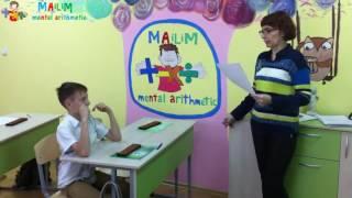 Кирилл - 11 лет, 1-й уровень обучения в