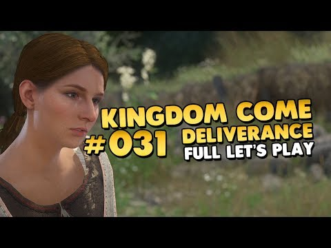 Kingdom Come Deliverance   Ein bisschen Theresa geht immer 👑 #031 [Let's Play][PC][Deutsch]