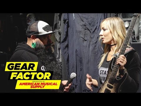 Nita Strauss: The Secrets Of Her Sound and Her Signature Guitar