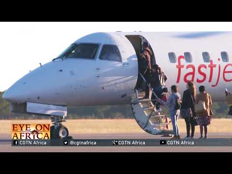 Chinese-funded airport expansion boosts tourism in Zimbabwe