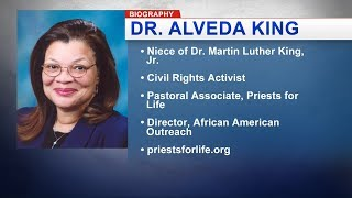 Dr. Alveda King: Leave Statues Up So History Doesn